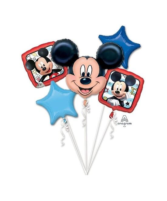Ramo de globos foil Mickey