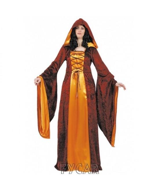 Disfraz Dama De La Corte Mujer
