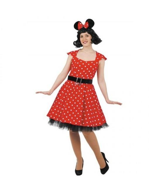 Disfraz  Ratoncita para mujer