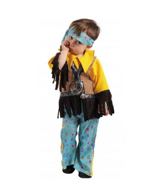 Disfraz Hippie Bebé