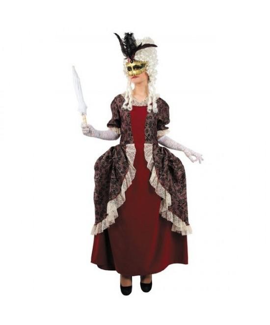 Disfraz Maria Antonieta mujer