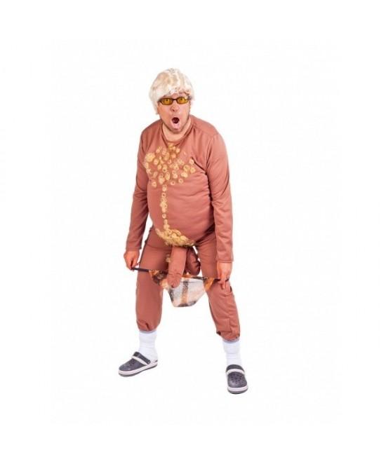 Disfraz Nudista Hombre Adulto