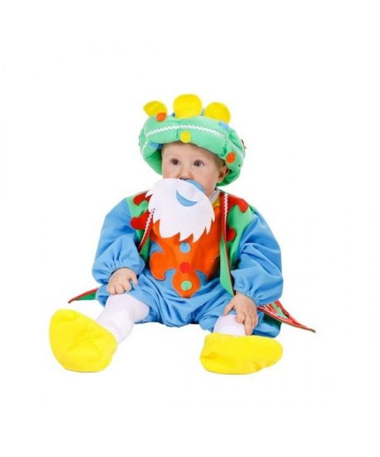 Disfraz Pelele Rey Mago Bebé