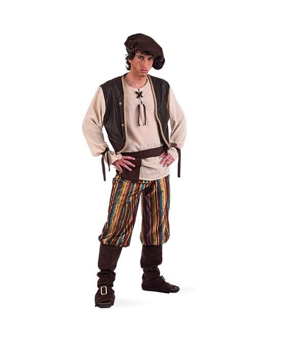 Disfraz Tabernero Medieval Adulto