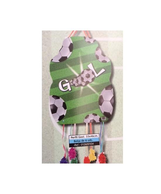 Piñata Perfil Gool