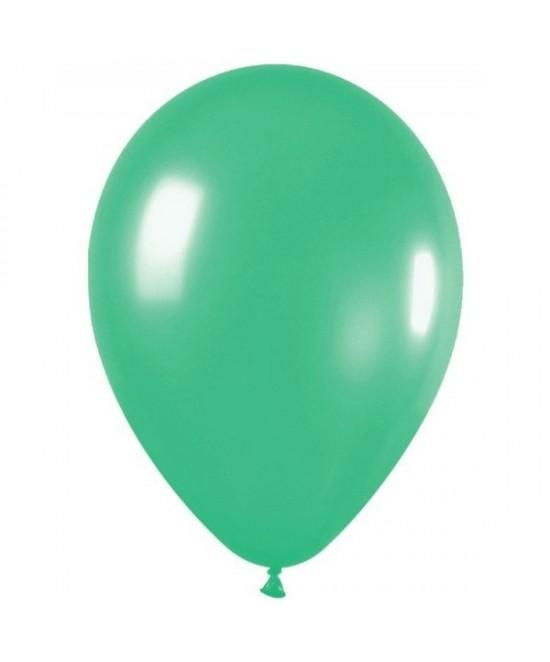 Bolsa 50 Globos Verde