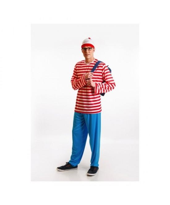 Disfraz Willy hombre