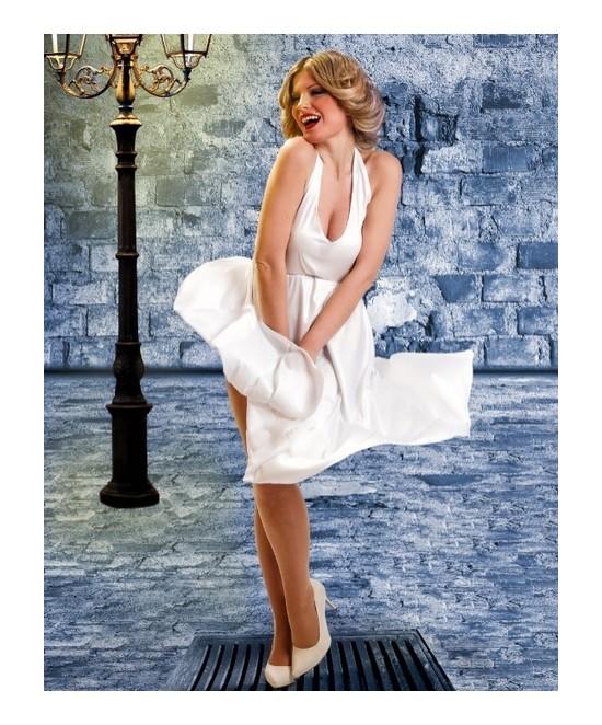 Disfraz Merylin Mujer