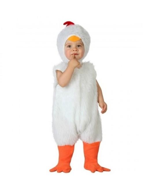 Disfraz Gallina Bebé