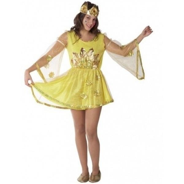 Disfraz Griega-Romana para  mujer