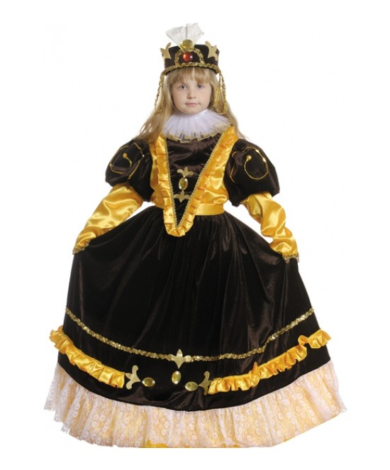 Disfraz Emperatriz Infantil