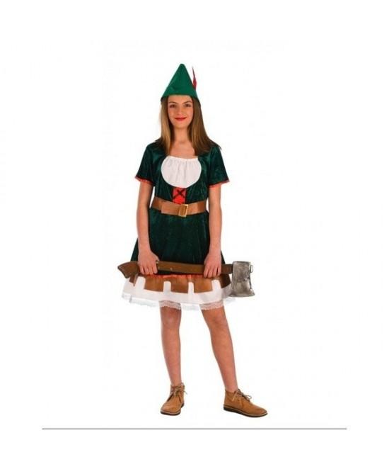 Disfraz Robina para niña