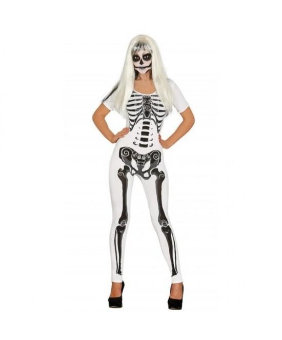 Disfraz Esqueleto Skeleton Mujer