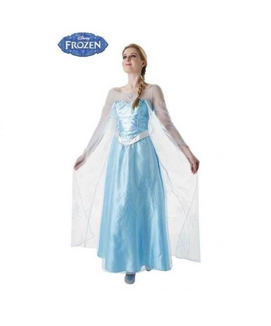 Disfraz  Elsa para mujer