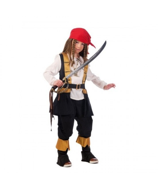 Disfraz Pirata Corsario Infantil