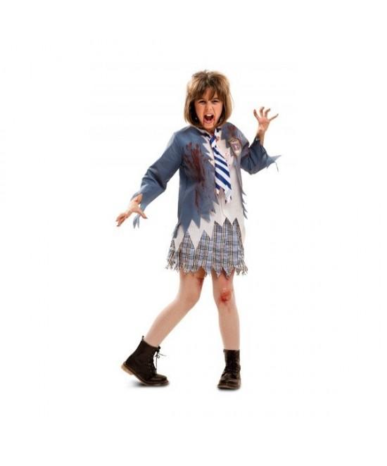 Disfraz Estudiante Zombie Infantil