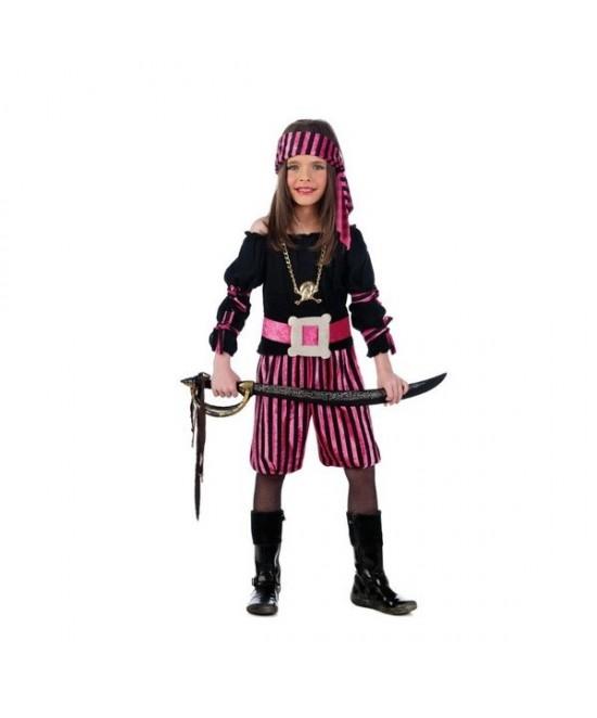 Disfraz Pirata  Rose para niña