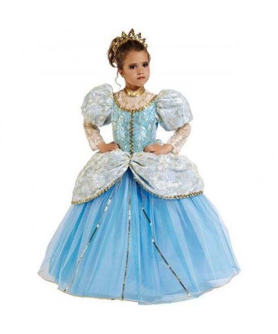 Disfraz Cenicienta Palacio deluxe  niña