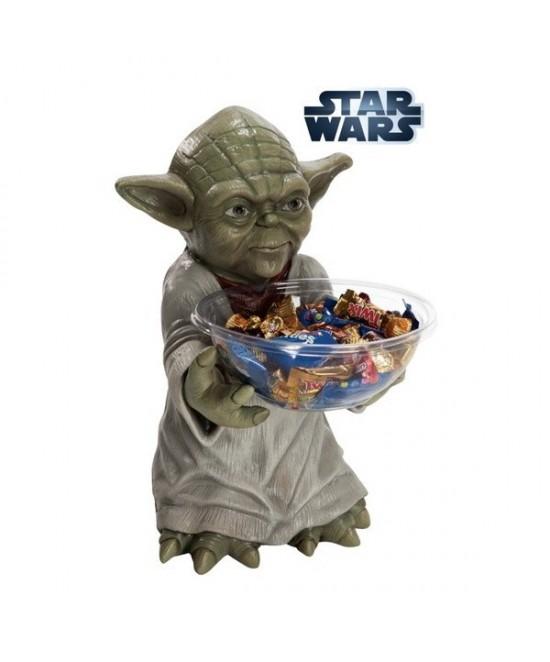 Yoda Portacaramelos