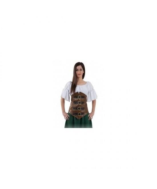 Corpiño Medieval Mujer