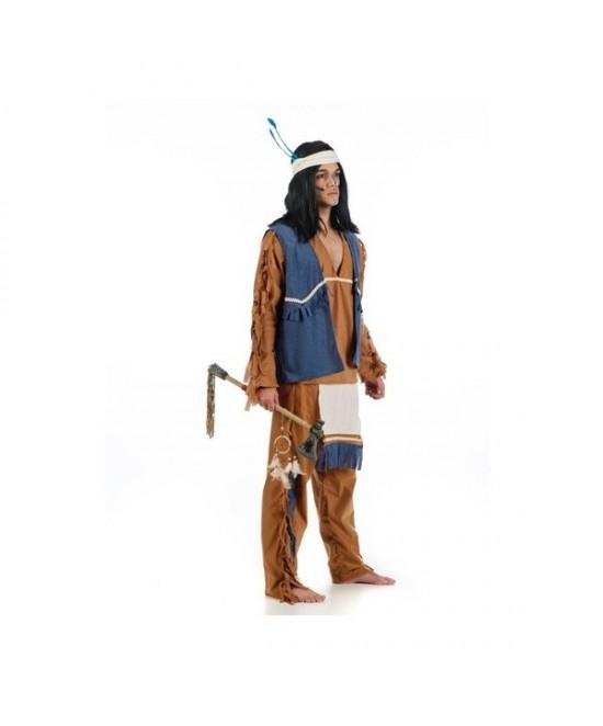 Disfraz Indio para hombre lux