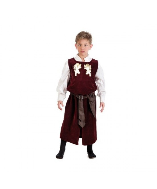 Disfraz Medieval Rodrigo Infantil