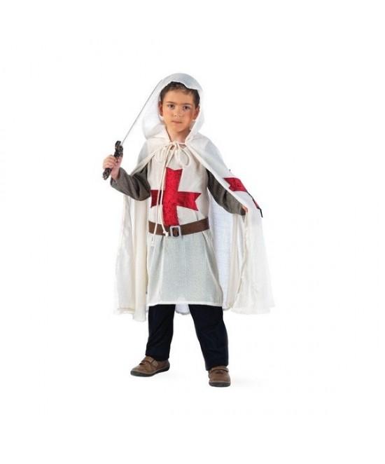 Disfraz Medieval Templario  Infantil