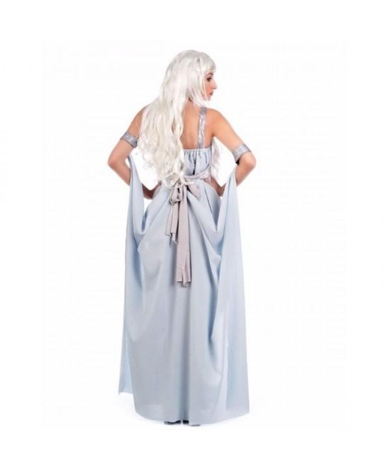 Disfraz Princesa De La Tormenta mujer