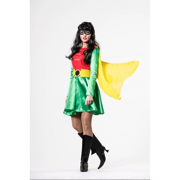 Disfraz Super Robina Mujer