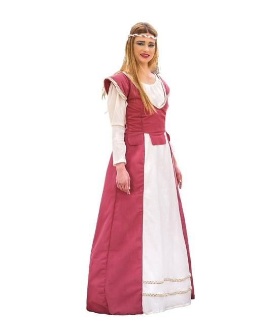 Disfraz Medieval Anna Adulto lux