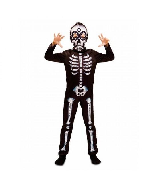 Disfraz Día De Los Muertos Infantil