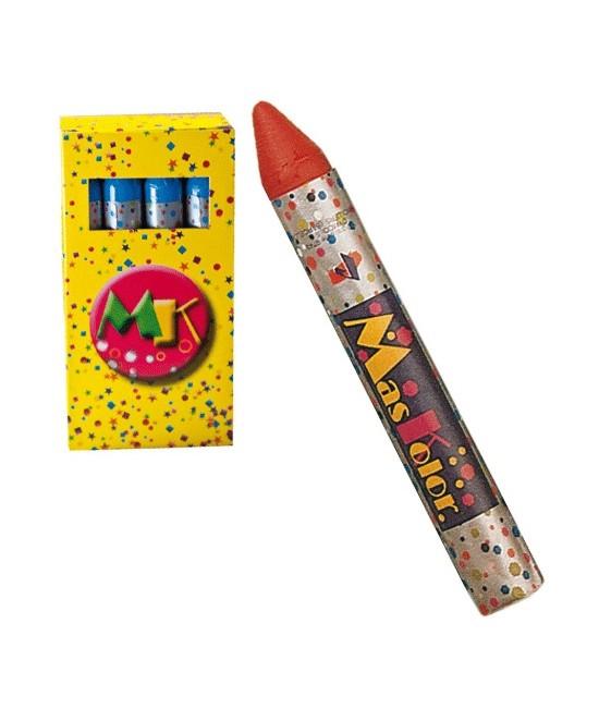 Barra Maquillaje Rojo  Caja 12 Unidades