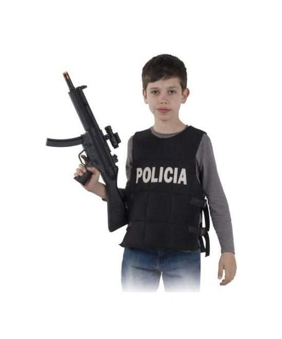 Chaleco De Policía Infantil