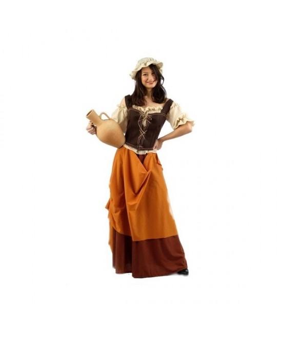 Disfraz Tabernera deluxe para mujer