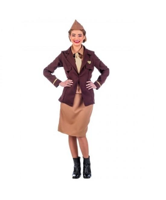 Disfraz Aviadora Vintage para mujer