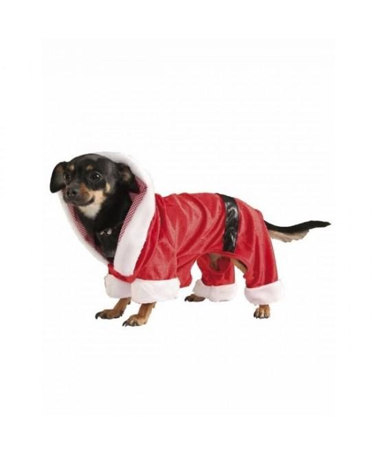 Disfraz De Papá Noel Para Perros