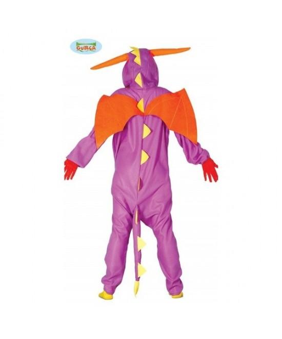 Disfraz Pijama Dragón Mujer