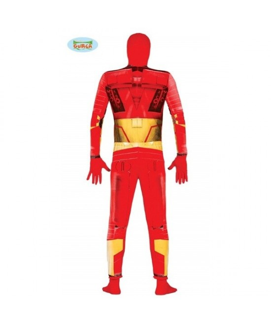 Disfraz Superhroe Biónico Adulto