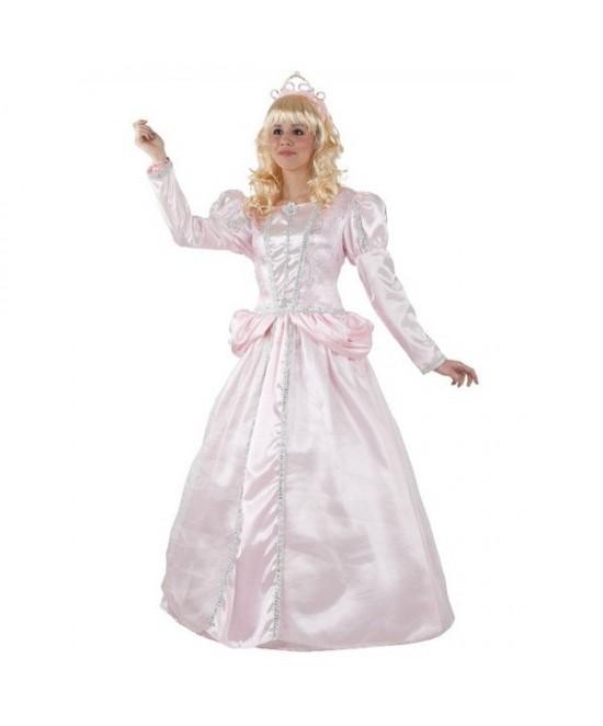 Disfraz  Princesa Rosa para mujer