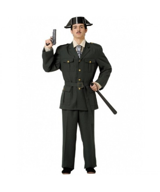 Disfraz Guardia para hombre