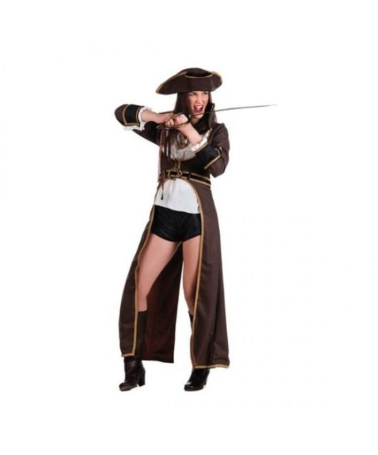 Disfraz Pirata Corsaria Mujer luxe