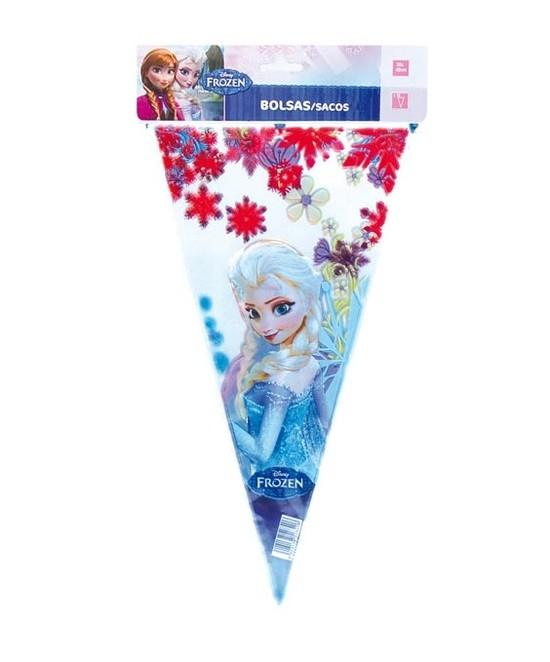 Bolsa Cono Frozen 10uds.