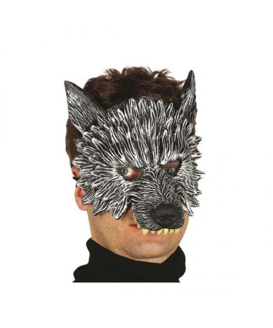 Máscara lobo foam