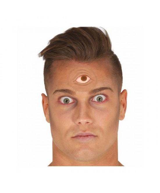 Cicatriz tercer ojo látex