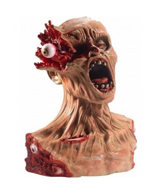 Busto Zombie terror en Látex
