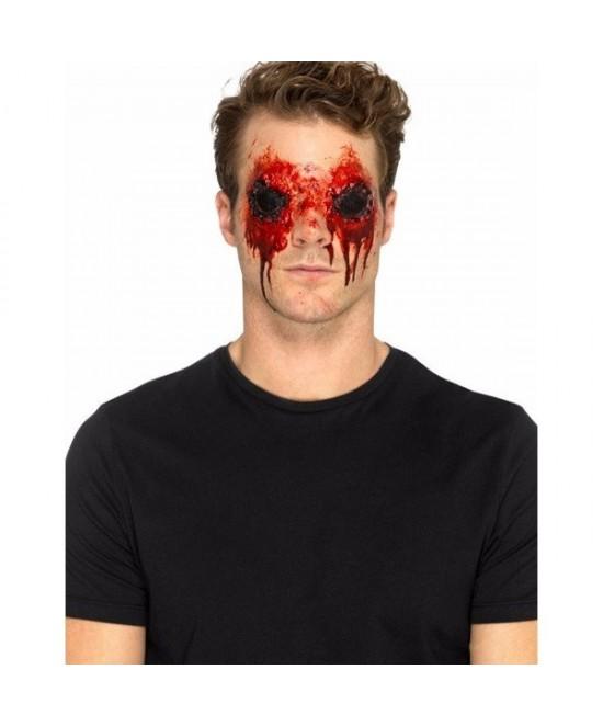 Prótesis Zombie Látex