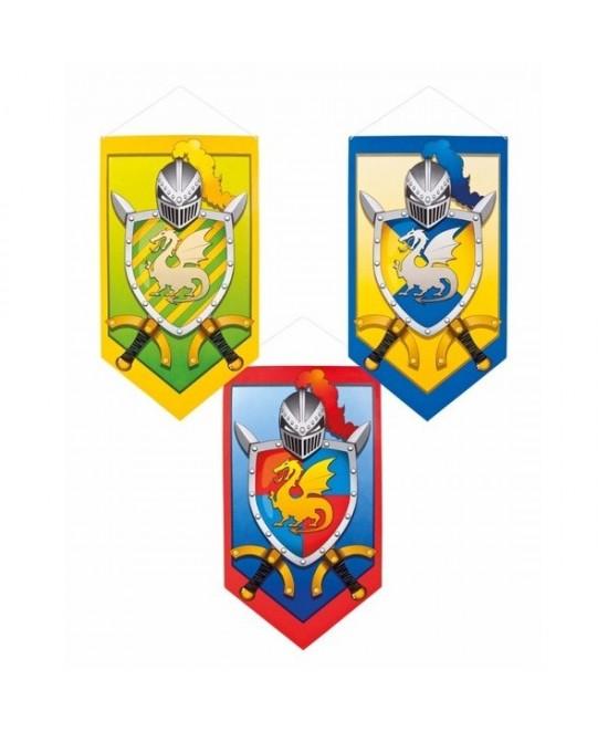 Decoración Medieval unidad