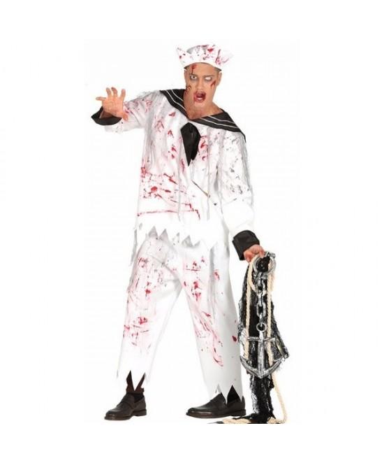 Disfraz Marinero Zombie adulto