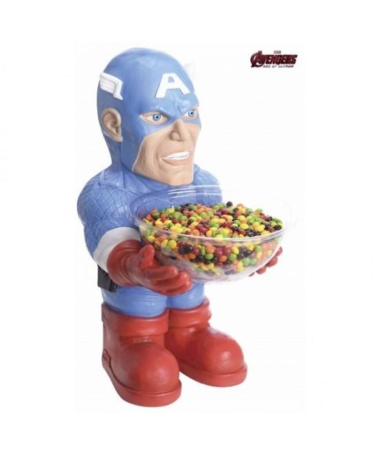 Capitán America  Portacaramelos