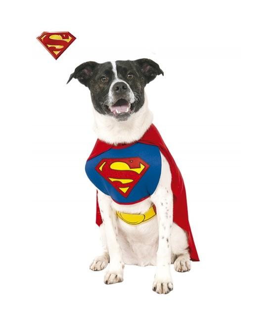 Disfraz Superman mascota